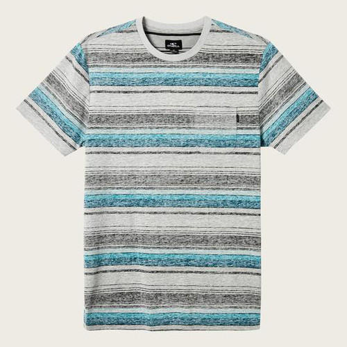 O'Neill Tee Shirt - Loop Crew - Light Grey