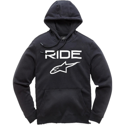 Alpinestars Hoody - Ride 2.0 - Black/White