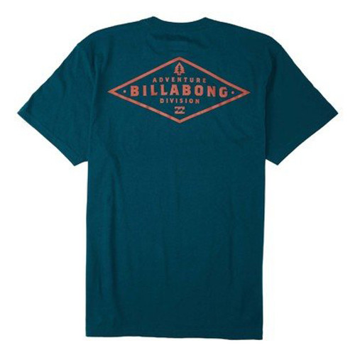 Billabong Tee Shirt - Alpine - Deep Teal
