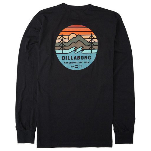 Billabong Shirt - Twin Pines LS - Black
