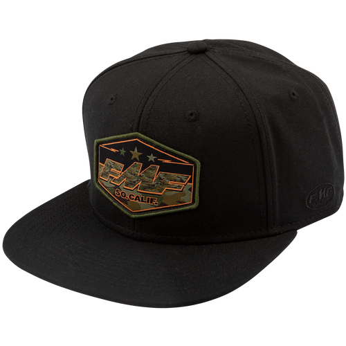 FMF Hat - Invisible - Black