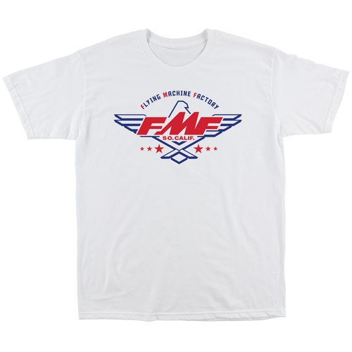 FMF Tee Shirt - Formation - White