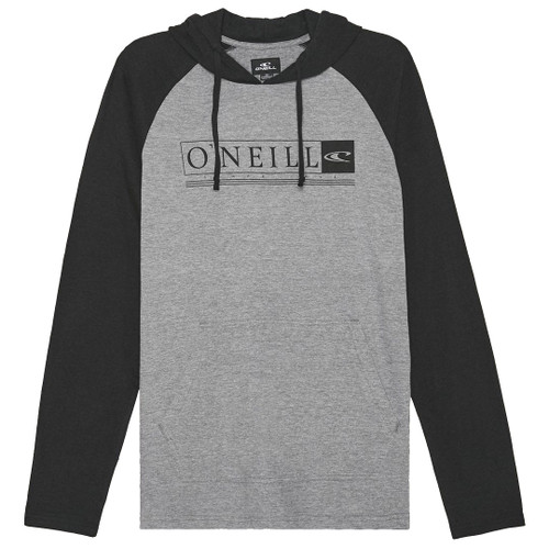 O'Neill Hoody - Fields - Charcoal Heather
