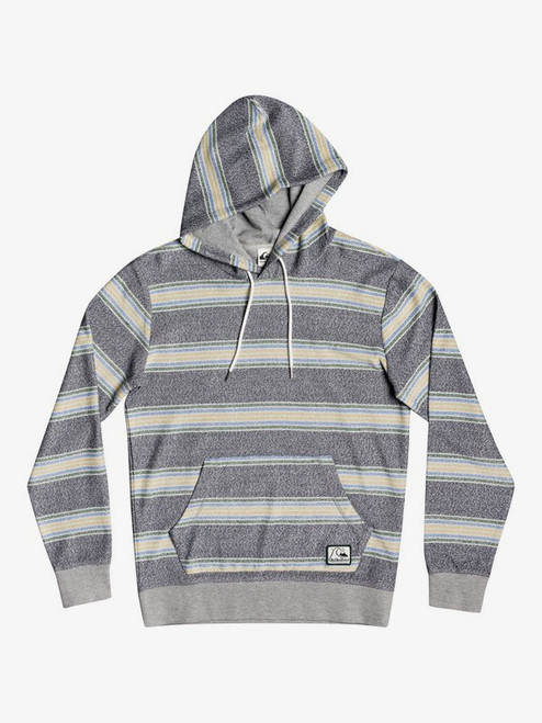 Quiksilver Hoody - Great Otway - Parisian Night Great Stripe