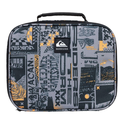 Quiksilver Lunch Box - Lunch Boxer - Flame Orange