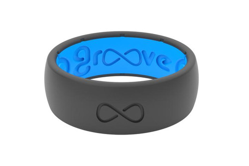 Groove Life Ring - Solid Original - Deep Stone/Blue