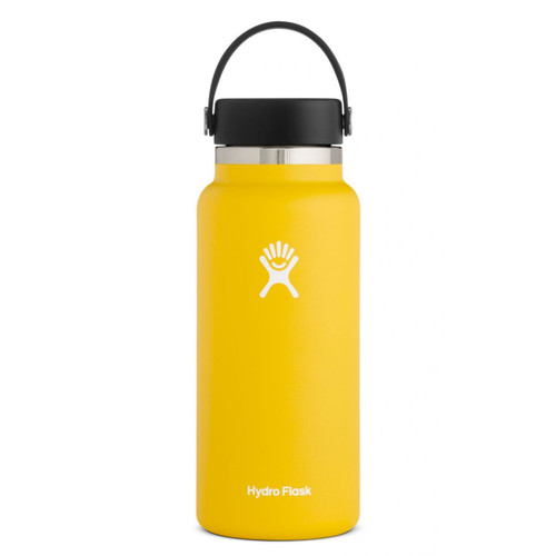 Hydro Flask - 32Oz Wide Mouth - Sunflower