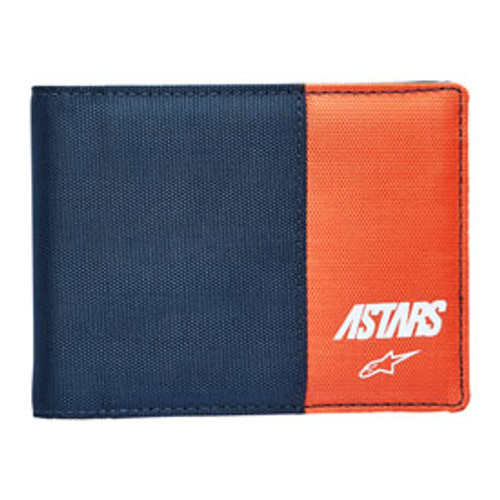 Alpinestar Wallet - MX - Navy/Orange