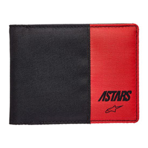 Alpinestar Wallet - MX - Black/Red