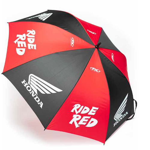 Factory Effex Umbrella - Honda - Black/Red