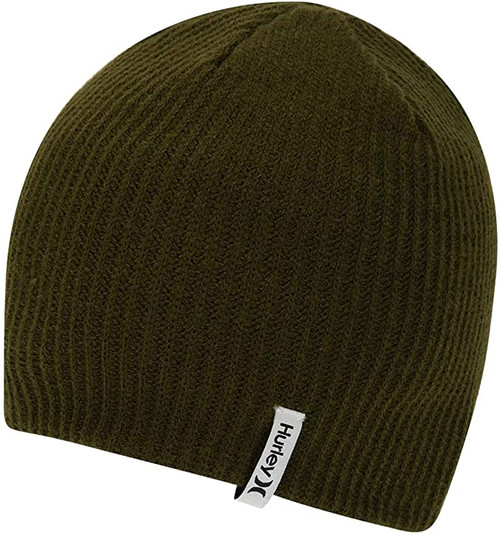 Hurley Beanie - Staple One and Only - Legion Green