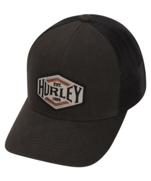 Hurley Hat - Adams - Baroque Brown