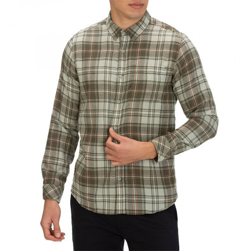 Hurley Flannel - Vedder Washed - Jade Horizon