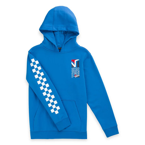 Vans Youth Hoody - Dimension - Victoria Blue