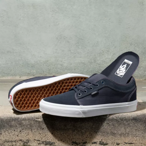 Vans Shoes - Chukka Low - Ink/White