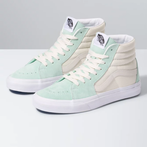 Vans Women's Shoes - Retro Sport Sk8-Hi - Antique White/True White