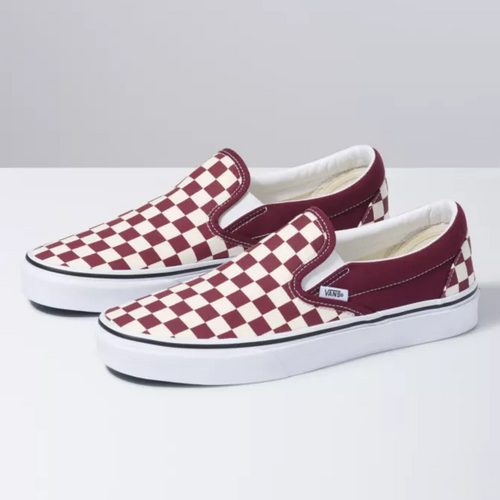Vans Shoes - Classic Slip-On - Port Royale/True White