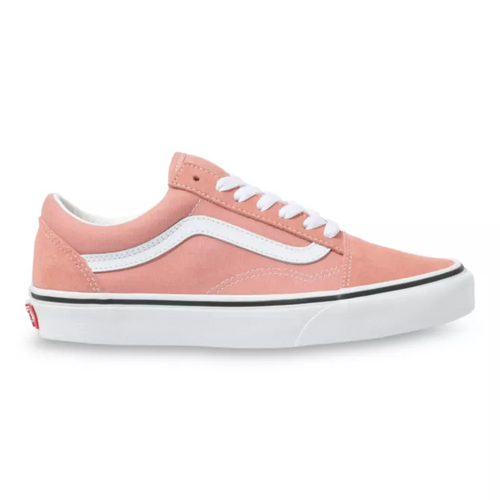 Vans Women's Shoes - Old Skool - Rose Dawn/True White