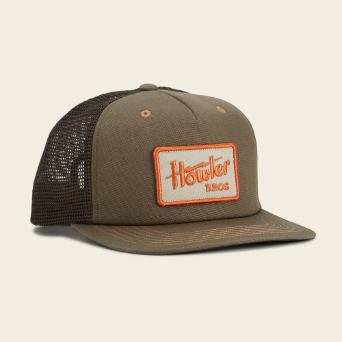 Howler Bros. Hat - Howler Electric - Rifle Green