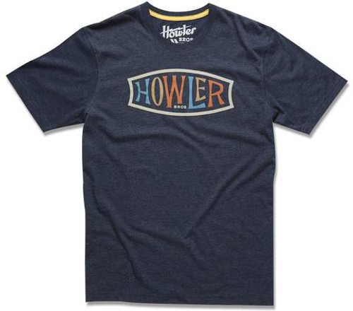 Howler Bros. Tee Shirt - Endless Howler - Navy