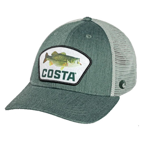 Costa Hat - Costa XL Trucker - Green