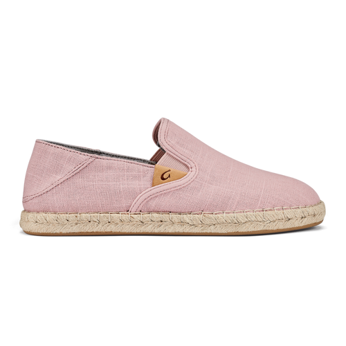 Olukai Women's Shoes - Kaula Pa'a Kapa - Rose Sea Salt