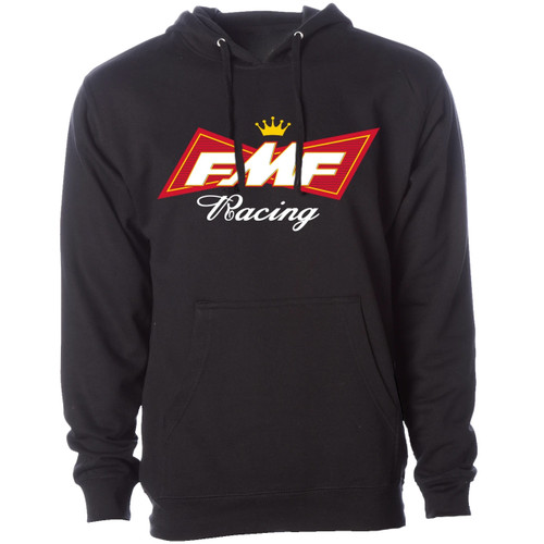 FMF Hoody - King of Gears - Black