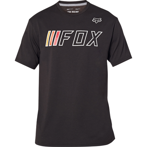 Fox Tee Shirt - Brake Check - Black