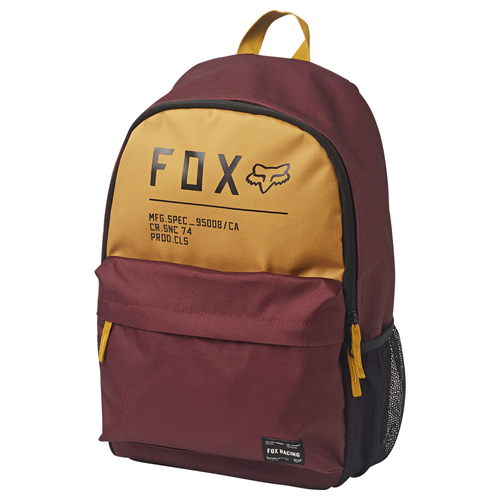Fox Backpack - Non-Stop Legacy - Cranberry