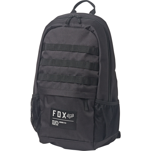 Fox Backpack - 180 - Black/Grey