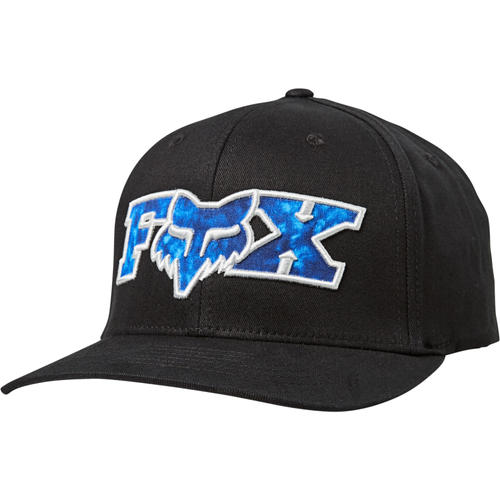 Fox Hat - Dazed - Black