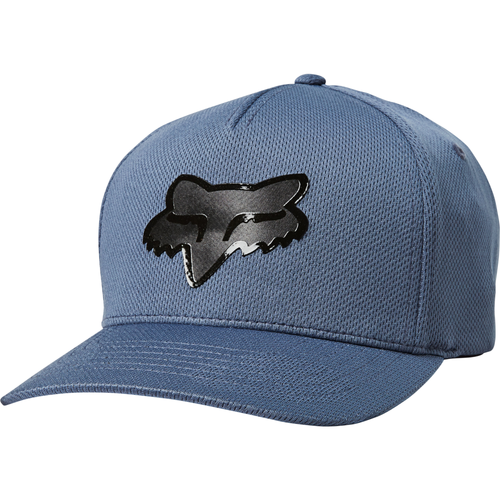 Fox Hat - Stay Glassy - Blue Steel