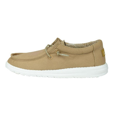 Hey Dude Youth Shoes - Wally - Tan