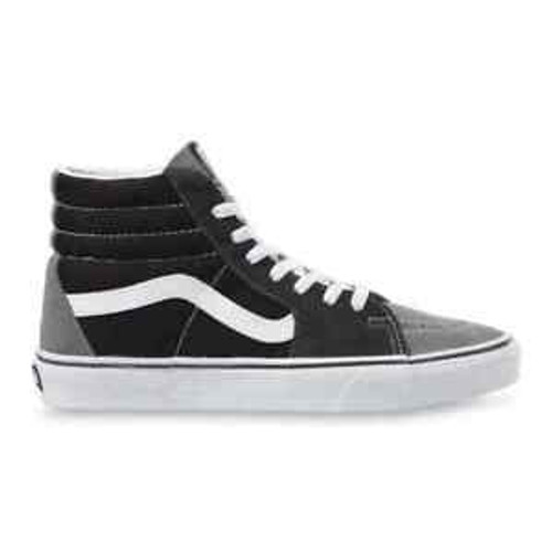 Vans Shoes - Sk8-Hi - Black/True White (Mix&Match)