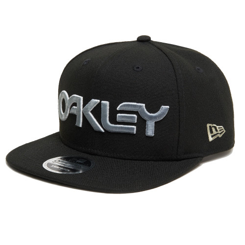 Oakley Hat - 6-Panel Gradient - Black/Gradient Green