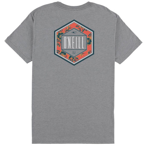 O'Neill Tee Shirt - Maliboo - Heather Grey