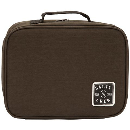 Salty Crew Lunch Box - Deckhand - Drab