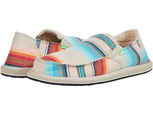 Sanuk Shoes - Donny Chill - Natural Blanket