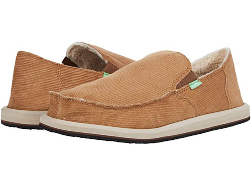 Sanuk Shoes - Vagabond Chill - Tan