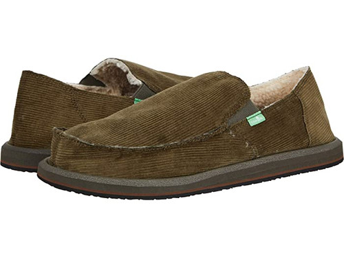 Sanuk Shoes - Vagabond Chill - Dark Olive