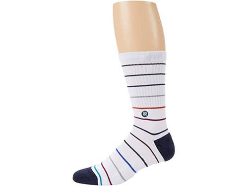 Stance Socks - Dan - White