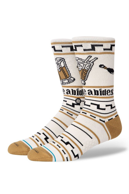 Stance Socks - The Dude - Tan