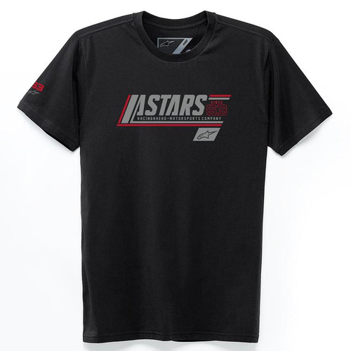 Alpinestar Tee Shirt - Cypher - Black