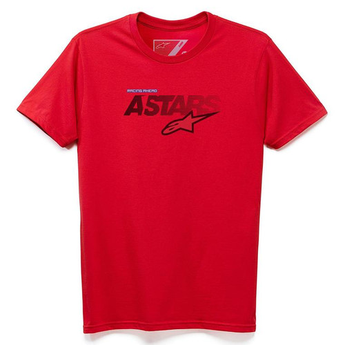 Alpinestar Tee Shirt - Ensure - Red