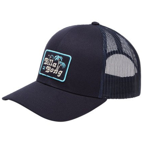 Billabong Hat - Walled Trucker - Navy