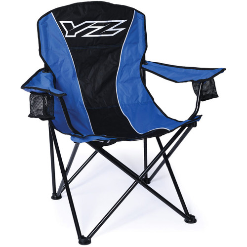 Factory Effex Chair - Yamaha YZ Chair - Black/Blue