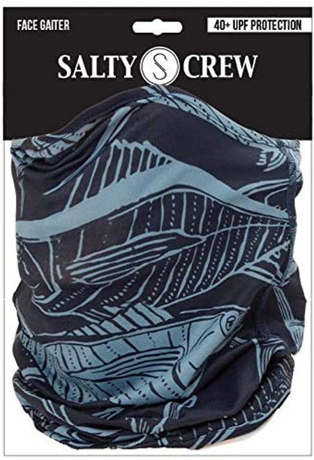 Salty Crew Mask - Pinnacle Buff - Navy