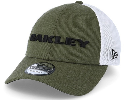 Oakley Hat - Heather New Era - New Dark Brush