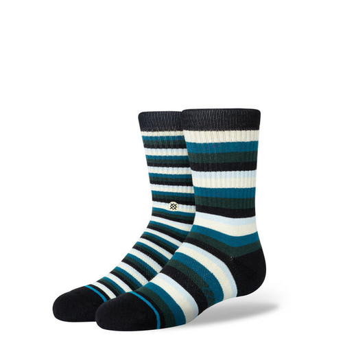 Stance Kid's - Made You Look - Dark Green