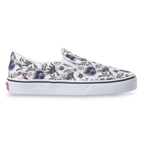 Vans Women's Shoes - Classic Slip-On - Paradise Floral